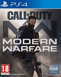 Игра для PlayStation 4 (PS4) Call of Duty: Modern Warfare PS4