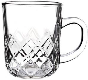 Krūzīte Galicja Glass Cup 230ml Transparent