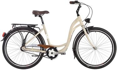 """Велосипед Kenzel, песочный, 15"""", 26″"""
