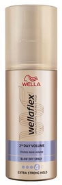 Wella Wellaflex 2 Days Volume Extra Strong Blow Dry Spray 150ml