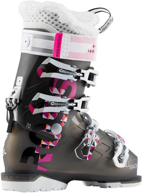 Rossignol Alltrack 70 Women Ski Boots Light Black 25.5