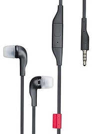 Nokia WH-205 Stereo Headset Black MS