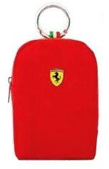 Ferrari Case Universal Flap Red
