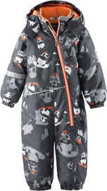 Lassie Merel Winter Overall Dark Grey 710734-9753 80