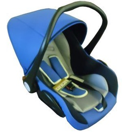 Mašīnas sēdeklis Bambino LB321 Blue, 0 - 13 kg