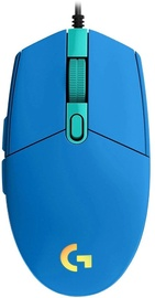 Logitech G102 Lightsync Gaming Mouse Blue