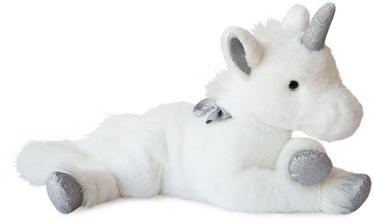 Mīkstā rotaļlieta Doudou Et Compagnie Unicorn Argent HO2570, balta, 60 cm