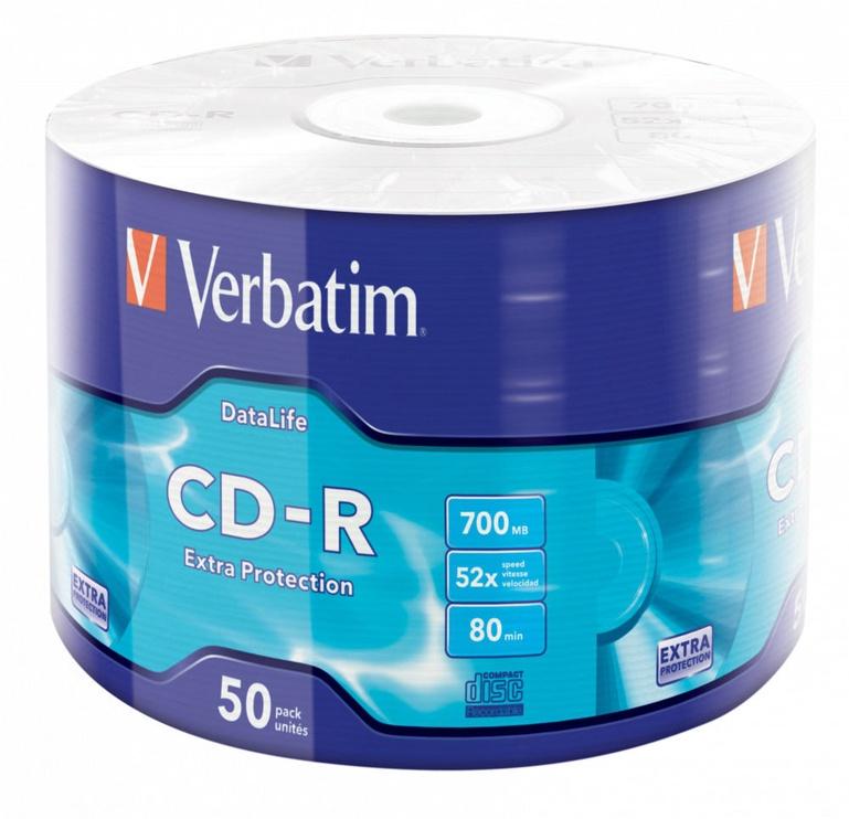 Verbatim 700MB 50pcs 43787