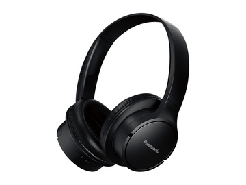 Panasonic RB-HF520 Over-Ear Bluetooth Headphones Black