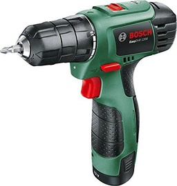 Bosch EasyDrill 1200 Drill with 1 Battery