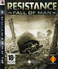 Игра для PlayStation 3 (PS3) Resistance: Fall Of A Man PS3