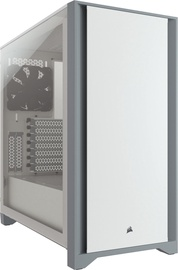 Corsair 4000D Tempered Glass ATX Mid-Tower White