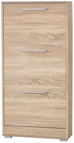 Apavu plaukts Halmar Lima ST-1 Sonoma Oak, 770x200x1230 mm