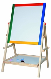 Woodyland Dual Sided Magnetic & Chalk Paint Board 10101