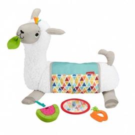 Izglītojošās rotaļlietas Fisher Price Grow With Me Tummy Time Llama FXC36