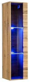 Vitrīna ASM Switch WW 2 Wotan, 30x30x120 cm