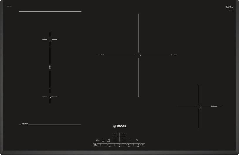 Indukcijas plīts Bosch Serie 6 PVS851FB5E