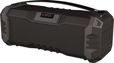 Bezvadu skaļrunis Platinet Boombox PMG75B Black, 11 W