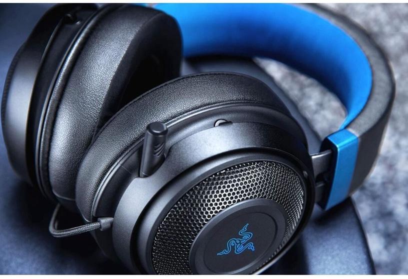 Игровые наушники Razer Kraken, синий