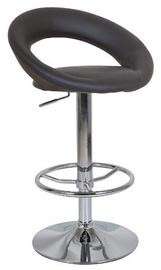 Bāra krēsls Signal Meble C300 Black, 1 gab.