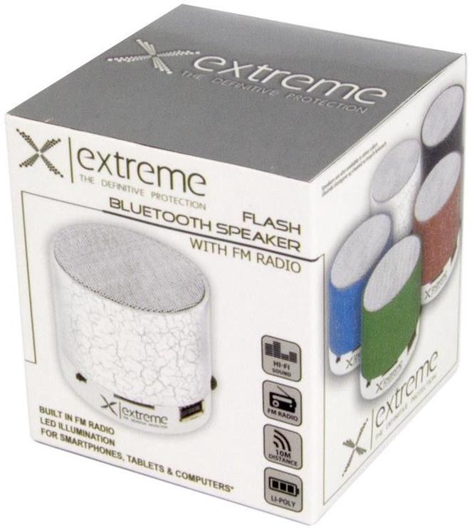 Bezvadu skaļrunis Esperanza XP101 Flash, balta