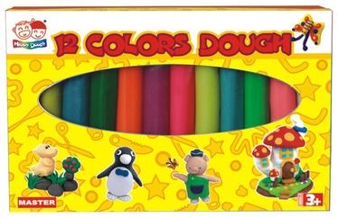 Rotaļlieta modelīns 12 Colors Dough 3806-1