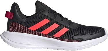 Adidas Kids Tensor Run Shoes FV9445 Black/Pink 39 1/3