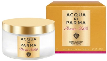 Ķermeņa krēms Acqua Di Parma Peonia Nobile, 150 ml
