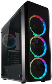 Корпус LC-Power Gaming 703B Quad-Luxx ATX Mid-Tower Black