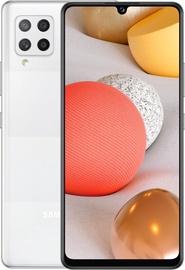 Mobilais telefons Samsung Galaxy A42 Prism Dot White, 128 GB