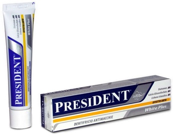 President White Plus Toothpaste 30ml