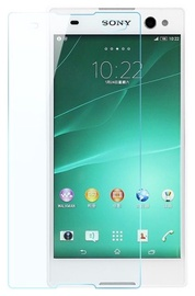 BlueStar Tempered Glass 9H Extra Shock Screen Protector for Sony D2533 Xperia C3