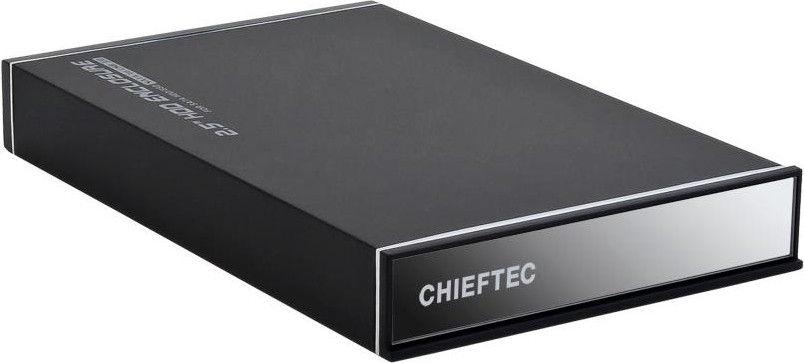 "HDD / SSD korpuss (enclousure) Chieftec CEB-7025S HDD Case 2.5"" SATA USB 3.0 Black"