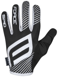 Force MTB Spid Gloves Black XL