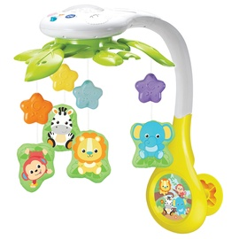 WinFun Animal Friends Musical Mobile