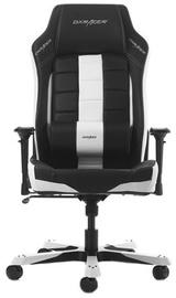 Spēļu krēsls DXRacer Boss Black/White