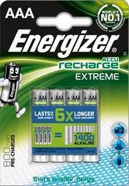 Uzlādējamais elements Energizer Alkaline Battery AAA x 4