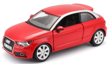 Bburago Car Audi A1 1:24 18-22127 Red