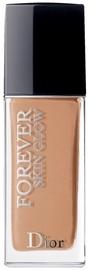 Tonizējošais krēms Christian Dior Diorskin Forever Skin Glow 4WP Warm Peach, 30 ml