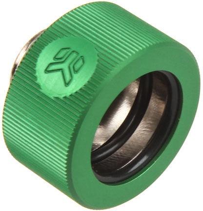 EK Water Blocks EK-HDC Fitting 16mm G1/4 Green