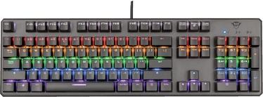Trust GXT 865 Asta Mechanical Gaming Keyboard EN Black