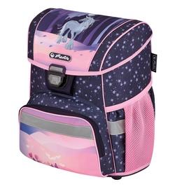Рюкзак Herlitz 50032532, розовый/фиолетовый