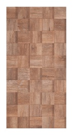 Cersanit Tiles Decorwood 29.7X59.8cm Brown