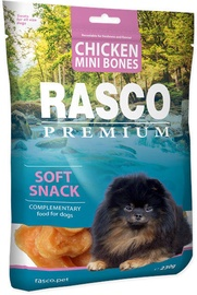 Rasco Dog Premium Snacks Chicken Mini Bones 230g