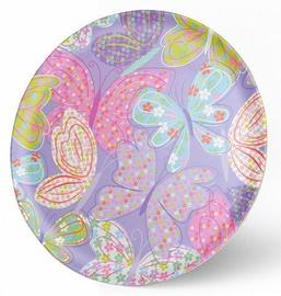 Fissman Flower Plate 25x1.4cm