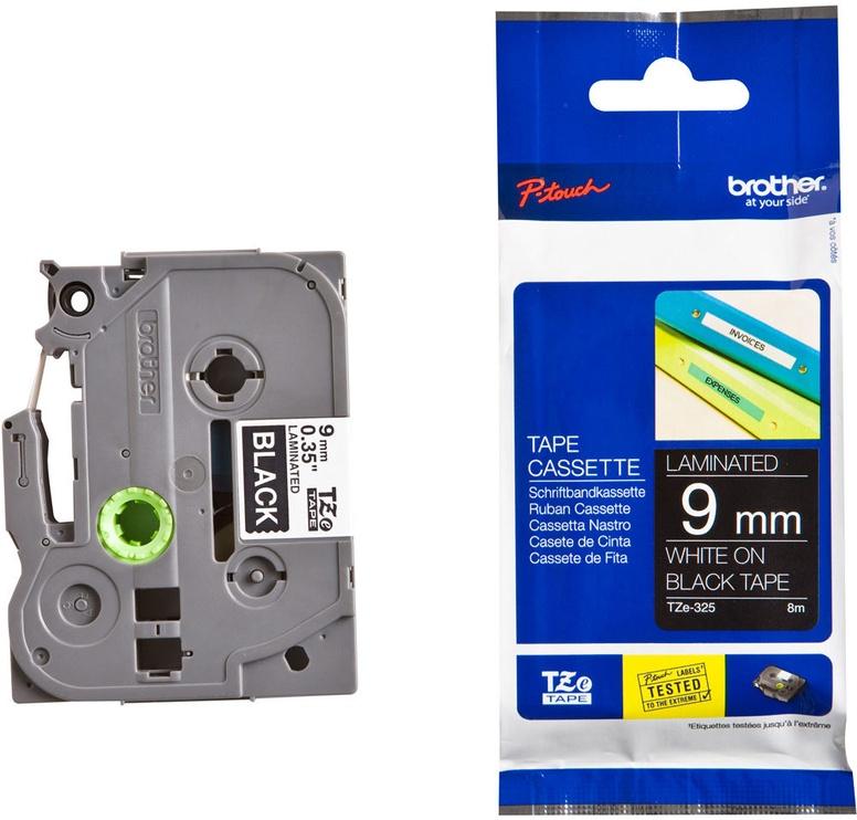 Этикет-лента для принтеров Brother TZ-E325, 800 см