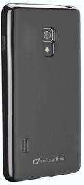 Cellular Line Shocking Back Case LG L7 II Black