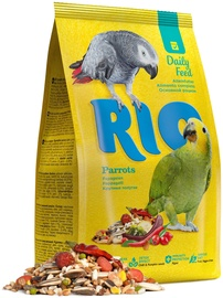 Mealberry Rio Daily Feed For Parrots 500g