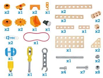 Конструктор Hape Deluxe Experiment Kit E3032