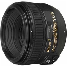 Objektīvs Nikon AF-S Nikkor 50/1.4 G, 280 g